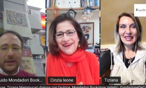 """""""Ti rubo la vita"""": l'intenso romanzo di Cinzia Leone nella data del tour web nei Prenestini"""