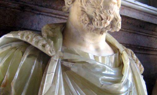 Legio II Parthica Severianae Archeoclub Aricino Nemorense APS  Commemorano l'Imperatore Settimio Severo