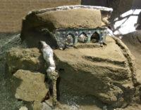 Parco Archeologico di Pompei, rinvenuto un reperto straordinario