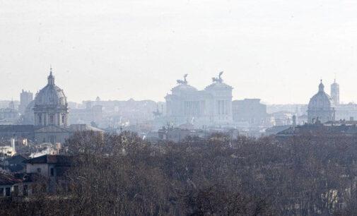 Roma SMOG fuori controllo