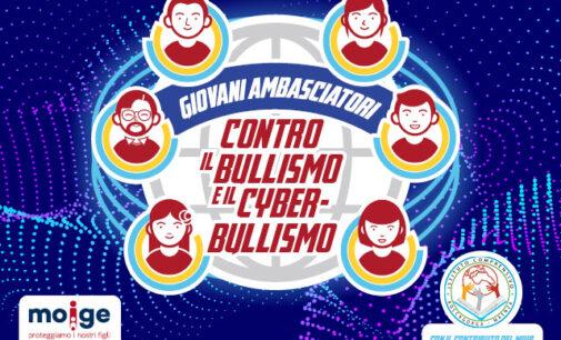 """Fa tappa a Roma """"Giovani Ambasciatori contro bullismo e cyberbullismo"""""""