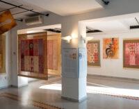 A Casina delle Civette riapre la mostra  Un mondo fluttuante. Opere su carta di Anna Onesti