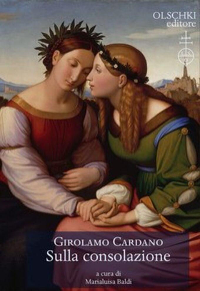 """""""Sulla consolazione"""" di Girolamo Cardano e poi gli incontri per i 100 anni di Leonardo Sciascia (1921-2021)"""
