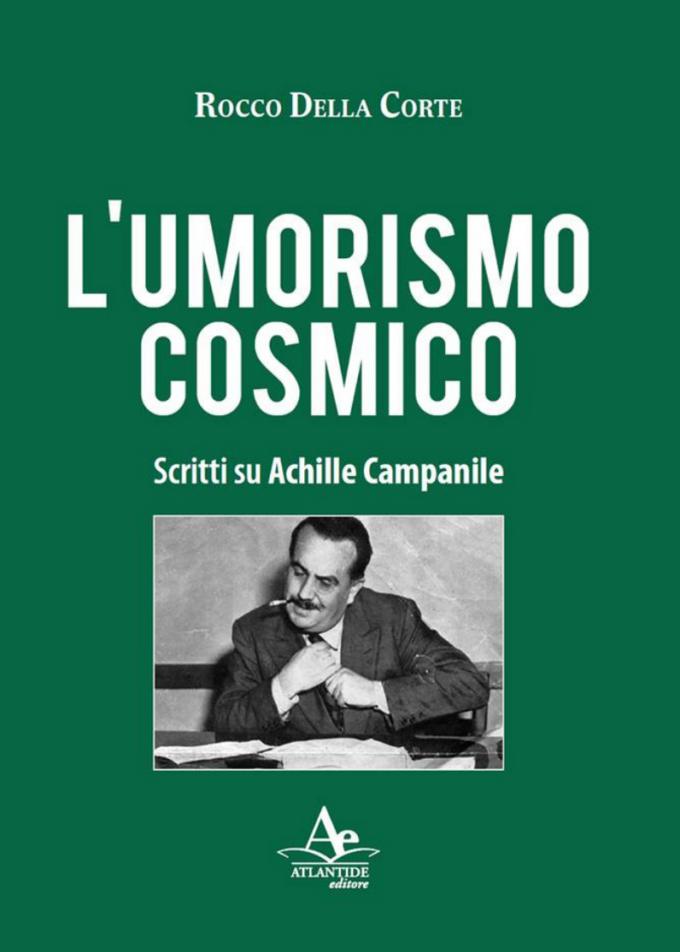 """""""L'umorismo cosmico"""": domenica 7 marzo dialogo con Rocco Della Corte sulla pagina facebook di Memoria '900"""