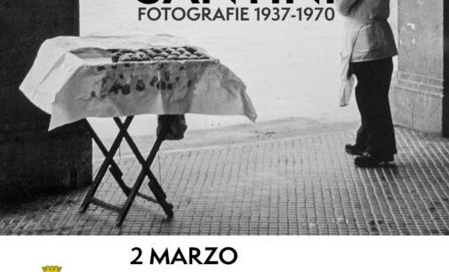 Mostra in ricordo di Gino Santini, importante autore della fotografia italiana.