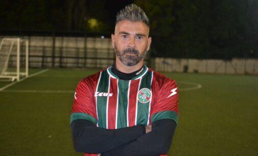 """Polisportiva Borghesiana (calcio, I cat.), capitan Sbraglia: """"Continuerò un altro anno"""""""