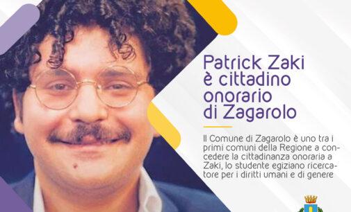 Patrick Zaki è cittadino onorario di Zagarolo