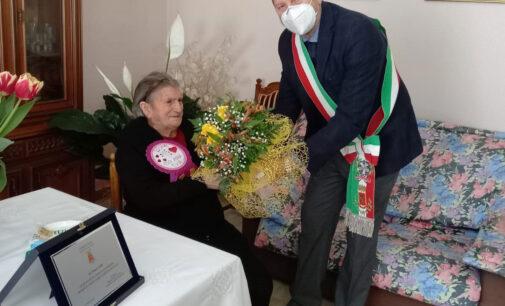 Festeggiati a Cori i 100 anni di Anna Corbi