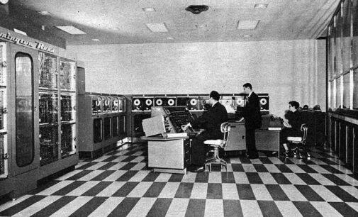 70 ANNI FA NASCEVA IL PRIMO COMPUTER COMMERCIALE DELLA STORIA