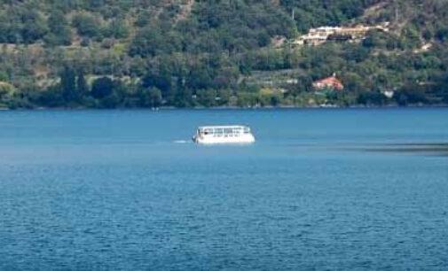 Parco Regionale dei Castelli Romani – Da questo mese riprende la navigazione della barca didattica
