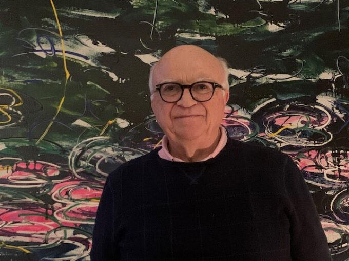 Francesco Amante dona oltre 25 opere d'arte alla Regione Emilia-Romagna e al Comune di Pianoro