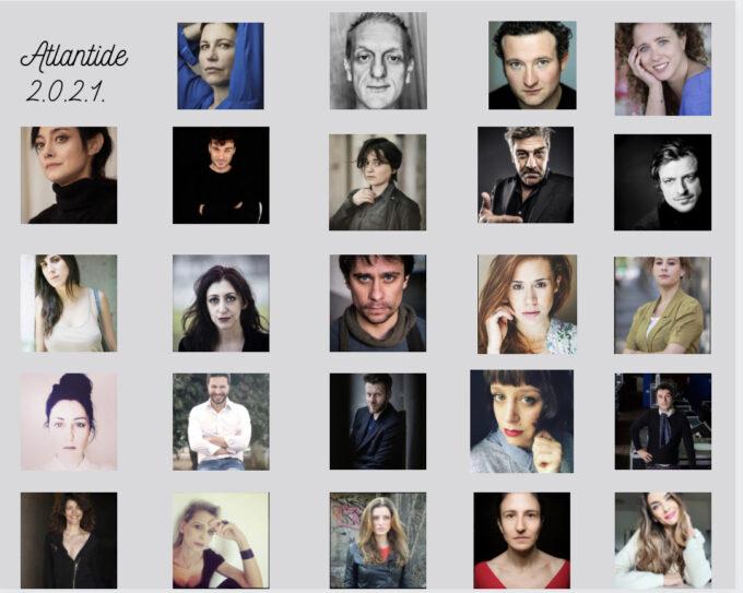 Emergono i primi appuntamenti di ATLANTIDE 2.0.2.1. _Contenitore indipendente abitato da artisti della scena contemporanea_ dal 22 marzo online