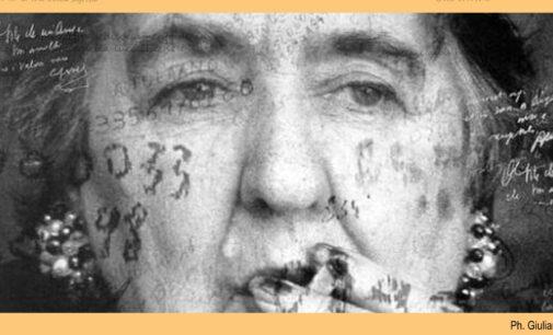 GIORNATA INTERNAZIONALE DELLA DONNA 2021: in diretta streaming dalla Sala Consiliare di Palazzo Colonna a Marino, RECITAL LETTERARIO DEDICATO AD ALDA MERINI DOMENICA 7 MARZO 2021