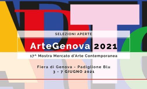 ArteGENOVA 2021 – selezione degli Artisti aperte.