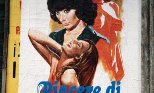 CENTRO PECCI | Marialba Russo. Cult Fiction, serie fotografica dedicata ai manifesti dei film a luci rosse – fino al 15 aprile 2021, Prato