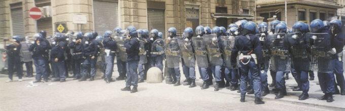 """La """"Globalizzazione"""" ed il G8 di Genova"""