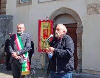 Cori – La piazza dell'ospedale dedicata al dr. Bertrando Fochi