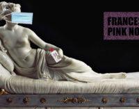 'Pink Noise' di Francesca Fini, la prima performance artist sulla blockchain