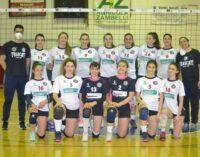 "Volley Club Frascati (Under 15 femm. Ecc.), Pisicchio: ""Questa squadra sa combattere"""