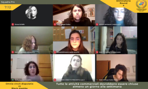 Campionato Italiano Giovanile di Debate