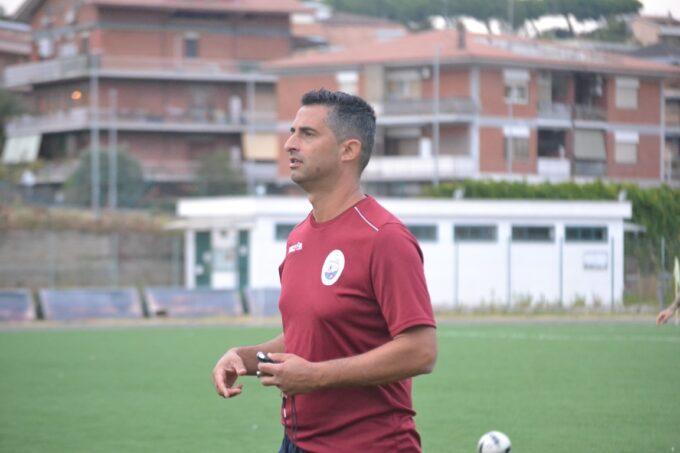 """Sporting Ariccia (calcio, Eccellenza), Trinca: """"Mancano dieci partite e siamo primi in classifica, proviamoci"""""""