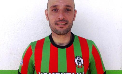 Colpaccio dellla Vis Artena:  Daniele Nohman in rossoverde