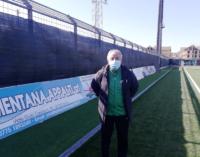 Corrado Corradini e il lavoro portato avanti dalla scuola calcio della Vis Artena