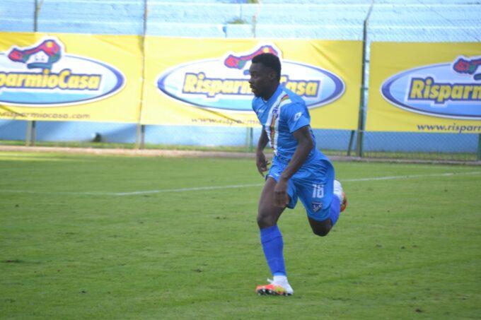 """Cynthialbalonga (calcio, serie D), l'equilibrio di Traorè: """"Pareggio giusto contro il Pineto"""""""