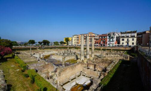 Firmato l'accordo sul partenariato per i siti di Piscina Mirabilis (Bacoli) e Macellum (Pozzuoli)