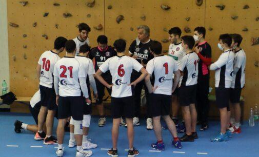 """Volley Club Frascati (serie D masch), Speranza: """"Buona la prima, il gruppo proverà a stare in alto"""""""