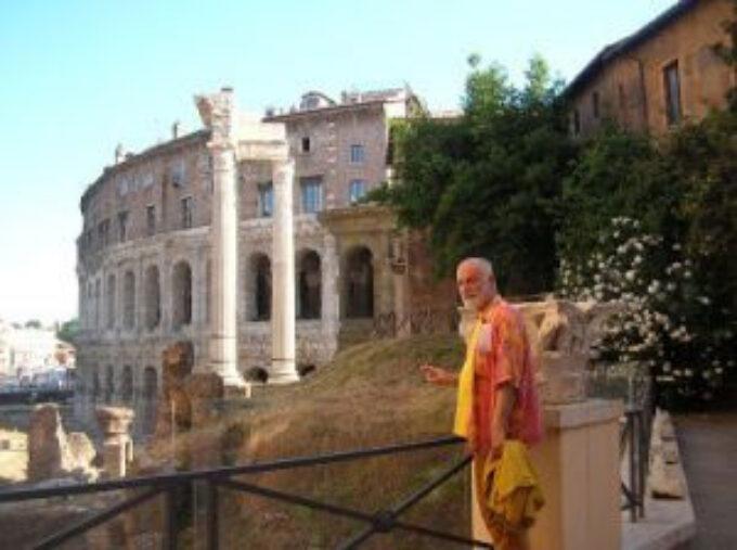 Non dimentico le mie origini… e anche quest'anno festeggerò il Natale di Roma