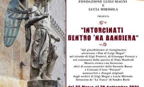 """Velletri, Polo Espositivo """"Juana Romani"""" – riapertura mostra Intorcinati dentro a na bandiera"""