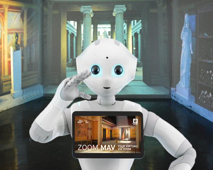 Museo MAV – L'archeologia con gli occhi del futuro – Tour virtuali via ZOOM