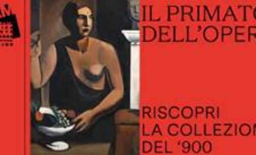 VIAGGIO CONTROCORRENTE Arte italiana 1920-1945 – in programma alla GAM – Galleria Civica d'Arte Moderna e Contemporanea di Torino.