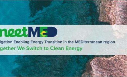 Energia: al via progetto di transizione energetica per la sponda sud del Mediterraneo