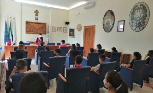 Castel Gandolfo: incontri con la scuola media sulla cultura civica