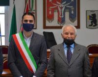 Il Sindaco incontra Ermenegildo Francioni, centenario di Pomezia