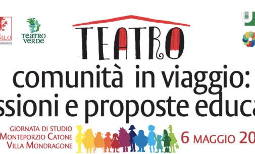 Progetto TEATRO COMUNITA' EDUCANTE