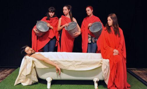 Teatro Argentina – PER CORRERMIGLIOR ACQUE ALZA LE VELE