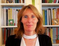 Luciana Tacchia candidata tra le formiche di Marino