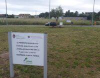 Pomezia, l'azienda Plast adotta uno spazio verde