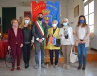 Il Sindaco incontra Ofelia Dominici, centenaria di Pomezia