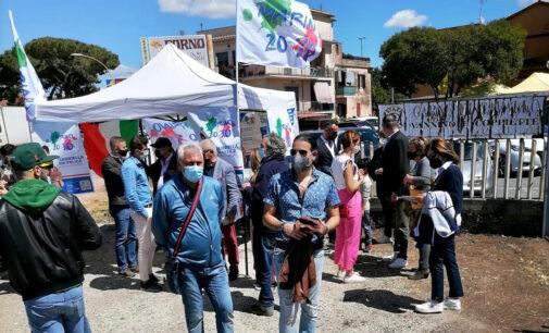VERDE, SERVIZI E SPAZI PER SOCIALIZZARE AL CENTRO DELLA FRATTOCCHIE DI DOMANI