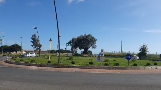 Pomezia, l'azienda Crik Crok adotta uno spazio verde