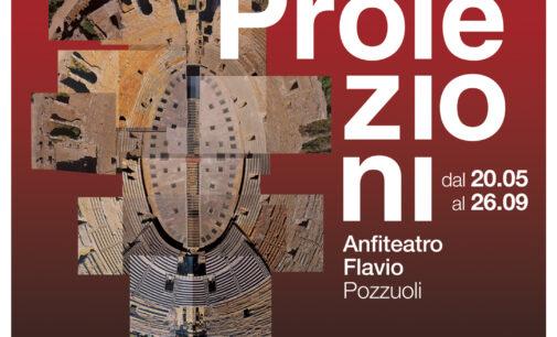 Proiezioni: nuovo percorso espositivo all'Anfiteatro Flavio di Pozzuoli