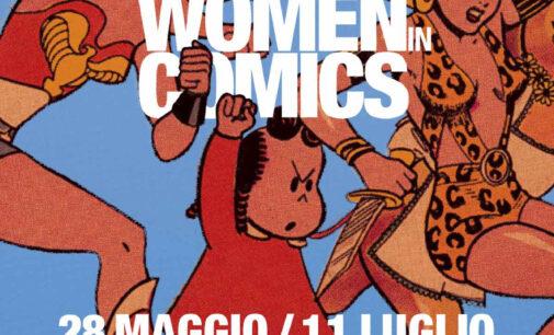 WOMEN IN COMICS Venticinque grandi fumettiste americane per la prima volta in mostra in Europa