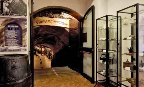 IL 22 MAGGIO SARA' INAUGURATO  IL MUSEO CONTADINO DI MONTE COMPATRI