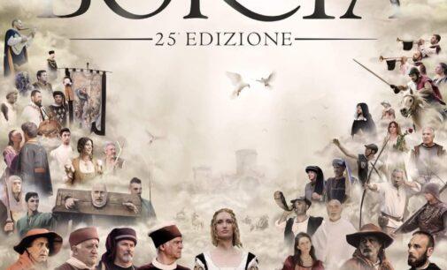 A Nepi cresce l'attesa per la venticinquesima edizione  del Palio dei Borgia