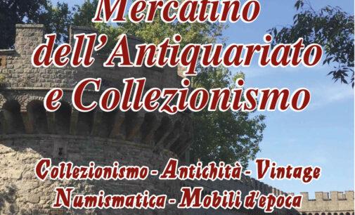 TORNA IL MERCATINO DELL'ANTIQUARIATO E DEL COLLEZIONISMO