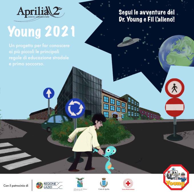 APRILIA2 PROMUOVE NELLE SCUOLEIL PROGETTO YOUNG